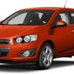 Promotion Chevrolet Sonic: Plus que 10 jours...