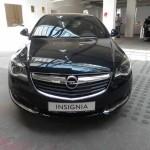 La nouvelle Insignia restylée d'Opel