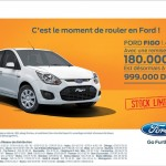 Ford Algérie: une Ford Figo à 999.000 DA