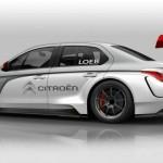 Citroën: La C-Elysée WTCC dévoilée