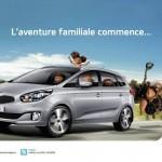 Kia Motors Algérie: Les prix du nouveau Carens