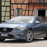 Mazda Algérie met en valeur la 'Mazda 3' et la 'Mazda 6'