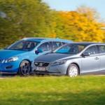 Volvo 2013: la V40 et la V60 se distinguent à l'occasion des Trophées de l'Automobile & l'Entreprise