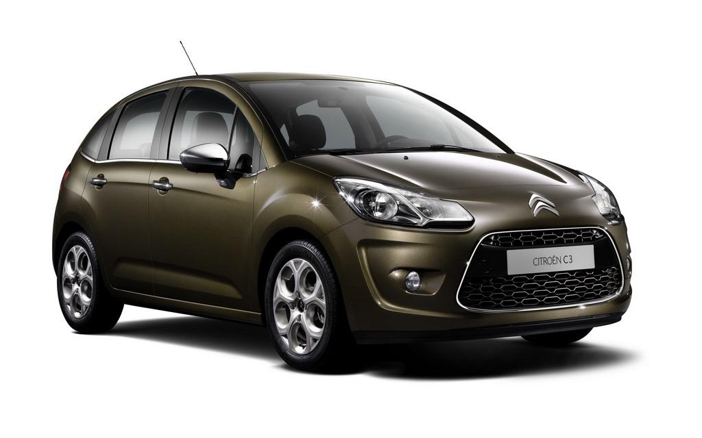 Citroën Nouvelle C3
