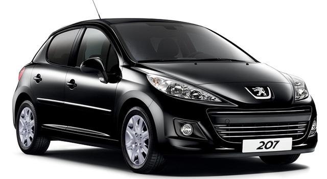 Peugeot Nouvelle 207 plus
