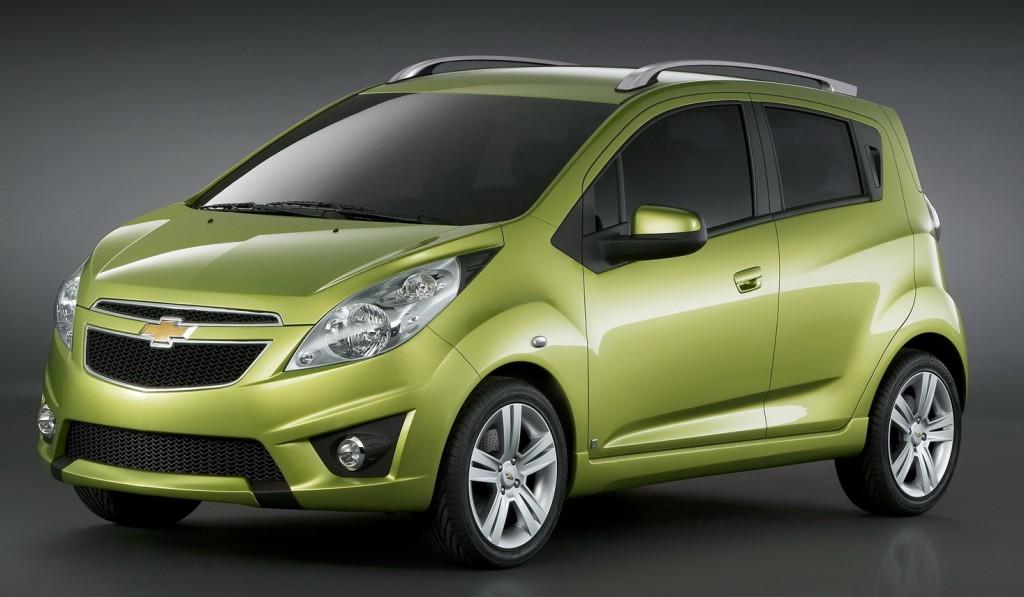 Chevrolet New Spark