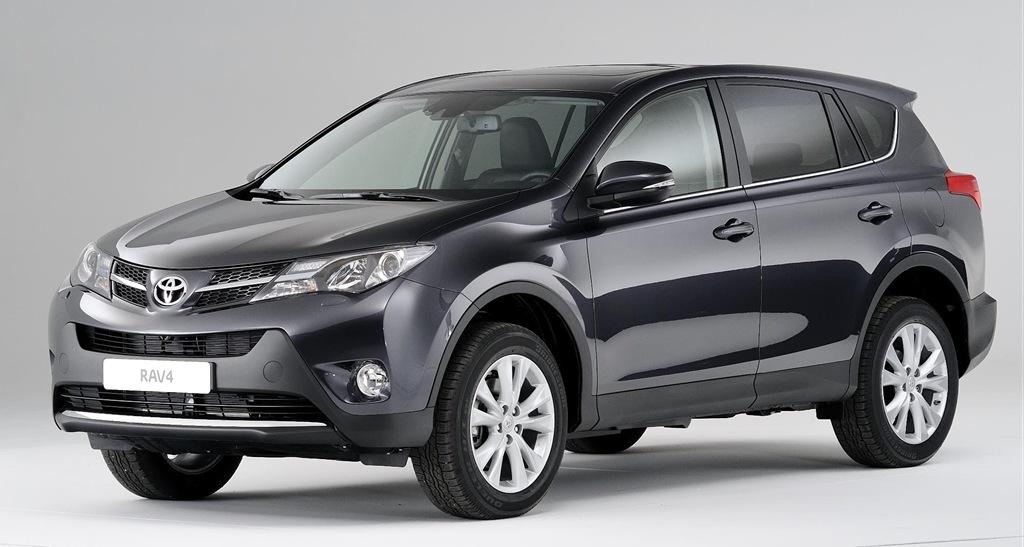 Toyota Nouveau Rav4