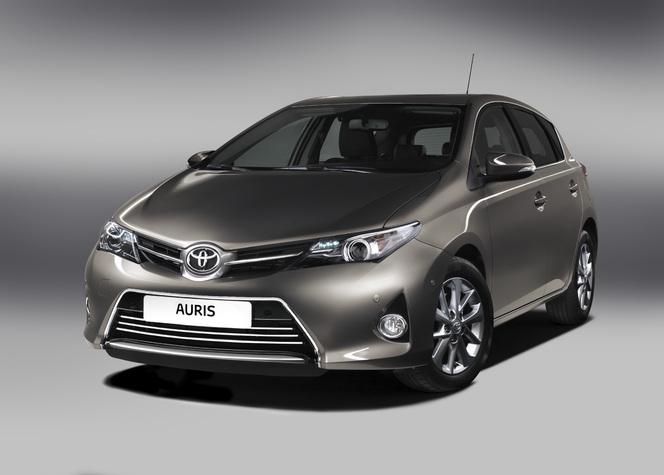Toyota Nouvelle Auris