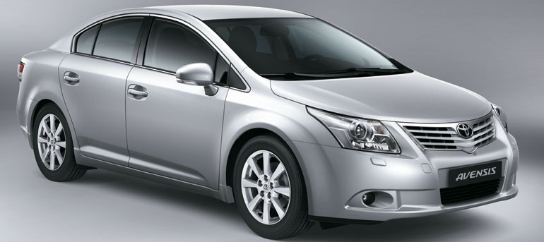 Toyota Nouvelle Avensis