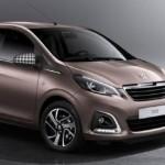 Peugeot 108: Remplaçante de la 107