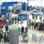 Le 17eme salon International de l'automobile d'Alger a ouvert ses portes