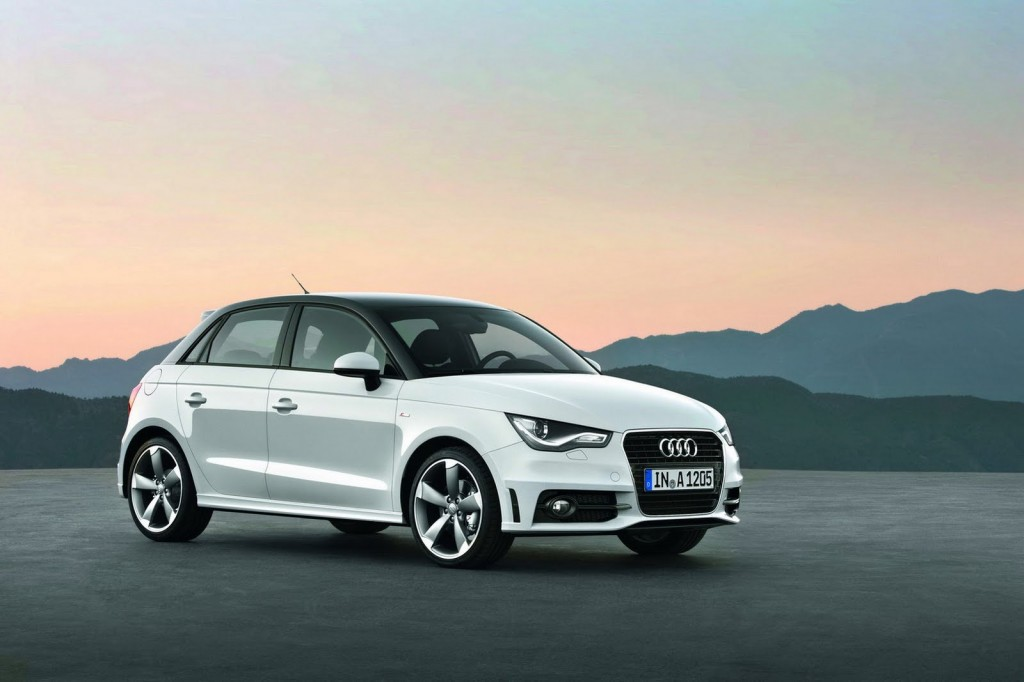 Audi A1 5 Portes