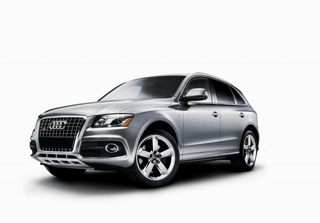 Audi Nouveau Q5