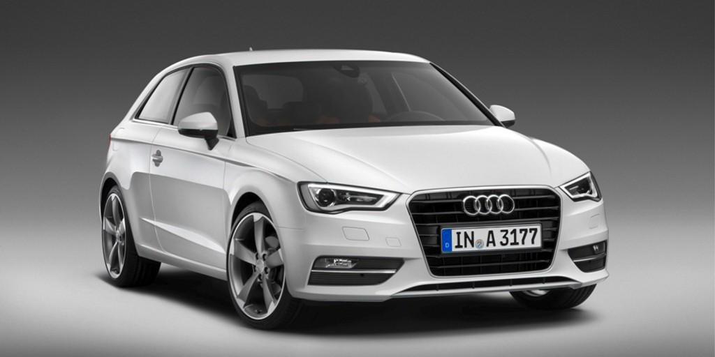 Audi Nouvelle A3