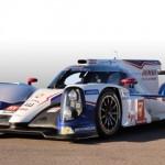 Toyota dévoile son nouveau modèle TS040