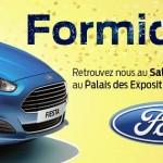 Nouveautés et Promotions « Ford »  au Salon d'Alger 2014