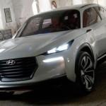 Hyundai : Le concept Intrado au salon de Genève