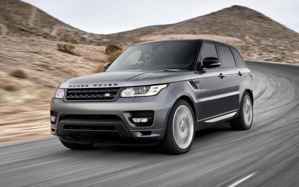 Land Rover Nouveau Range Rover Sport