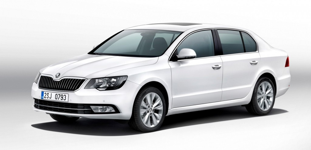 Skoda Nouvelle Superb
