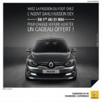 Renault Algérie : Des cadeaux chez l'agent Sahli Hussein Dey