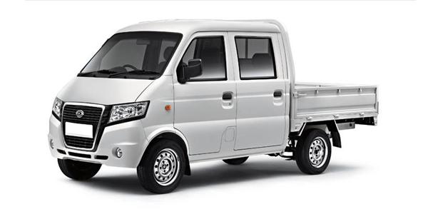 prix du neuf gonow auto mini truck dc 2016 en algerie fiche technique d taill e autojdid. Black Bedroom Furniture Sets. Home Design Ideas