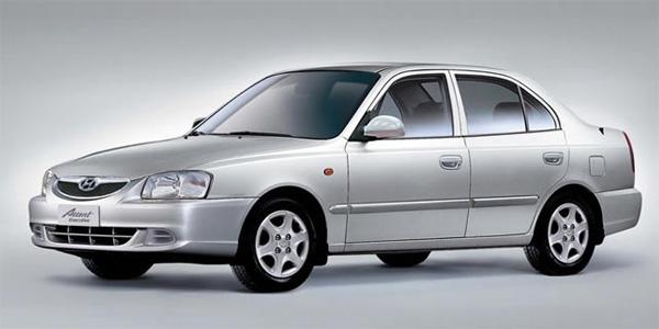 Hyundai Accent FL