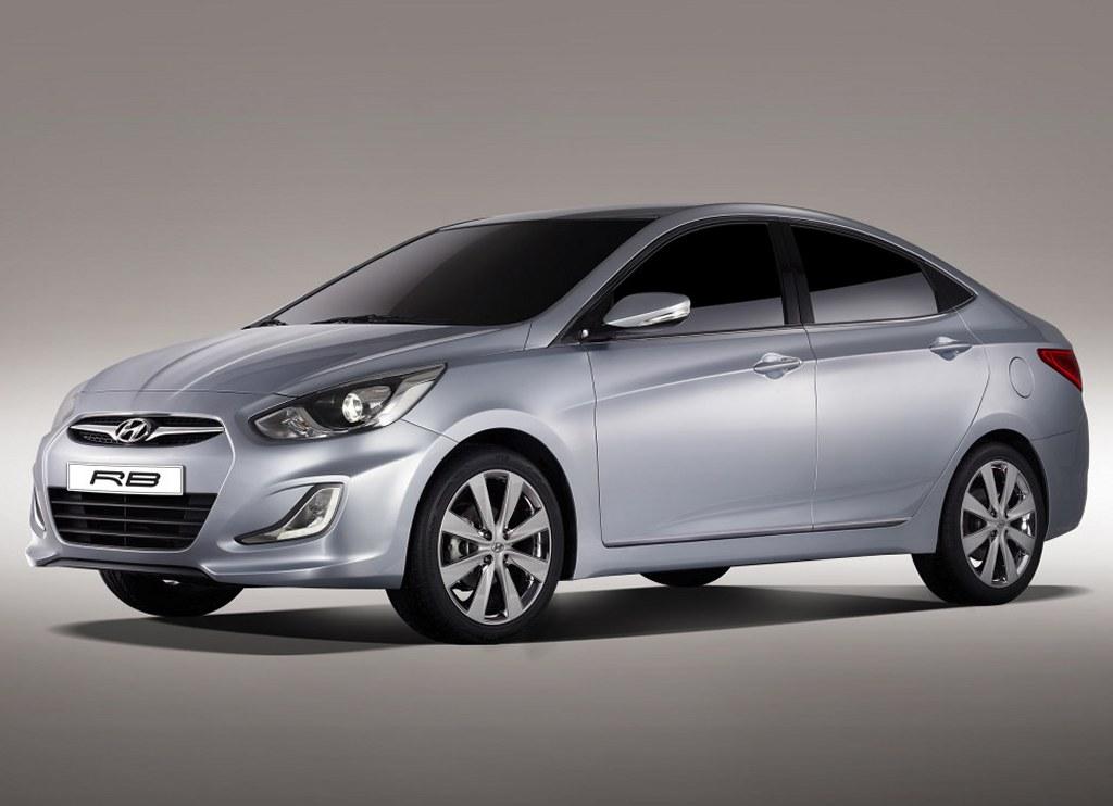 Hyundai New Accent RB