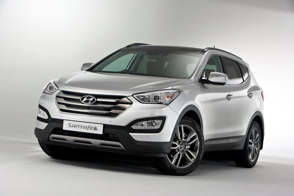 Hyundai New Santa Fe 3
