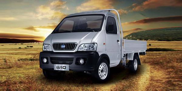 Jac Motors Mini Truc Simple Cabine