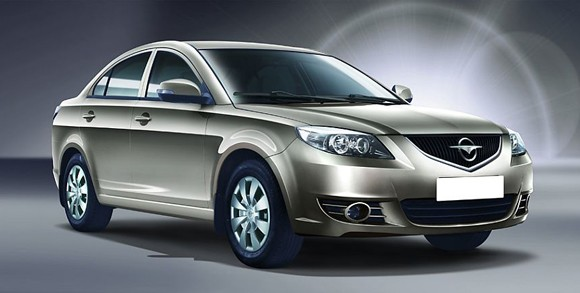 Haima 3 gls. Best photos and information of modification