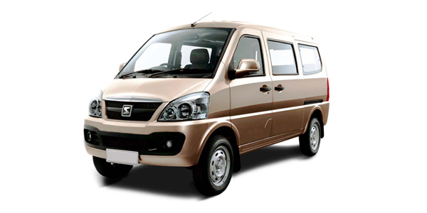 Zotye Mini Van