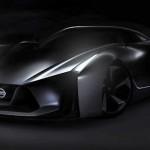 Nissan : Première photo du concept Vision Gran Turismo