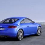 Europe : Les tarifs de l'Audi TT sont dévoilés