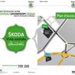 Skoda Algérie: Nouveau Showroom à Cheraga (Alger)