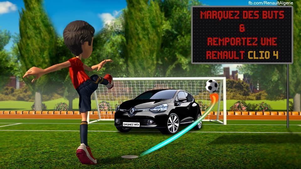 Tombola_Renault_Algérie