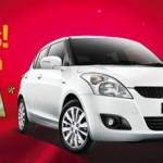 Suzuki Algérie: La Swift HB à 1.050.000 DA