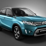 Le nouveau Suzuki Vitara dévoilé