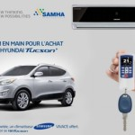 Hyundai Algérie 2014 : Un Climatiseur à remporter