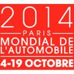Mondial de l'automobile 2014 : Du 4 au 19 octobre