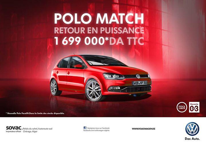 Volkswagen_Polo_MatchII_Algerie_2014