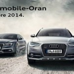 Autowest 2014 : Audi opte pour la sportivité