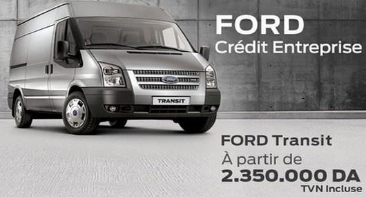 Ford crédit_algerie