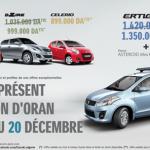Autowest 2014 : Les Remises et prix de Suzuki
