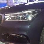 BMW : Premier cliché de La série 7