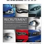 Skoda Algérie 2015 : Lancement d'une page de recrutement