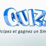 Salon d'Alger 2015: Un Quiz pour gagner un Smartphone avec Ford