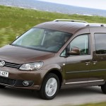Volkswagen : L'arrivée du Ludospace Caddy Combi Essence