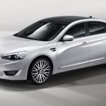 KIA Motors : La nouvelle génération de la Cadenza dévoilée