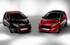 Fiesta Red Black Edition