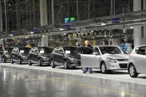 Hyundai-usine